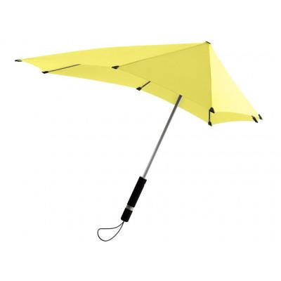 Senz Original Regenschirm Gelb Haze