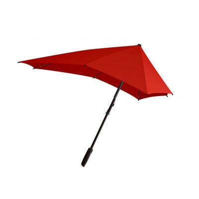 Senz Smarter Regenschirm | Rot