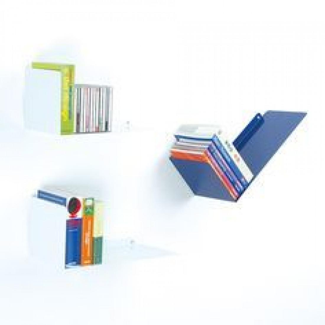 Virgola Book Shelf | Blue