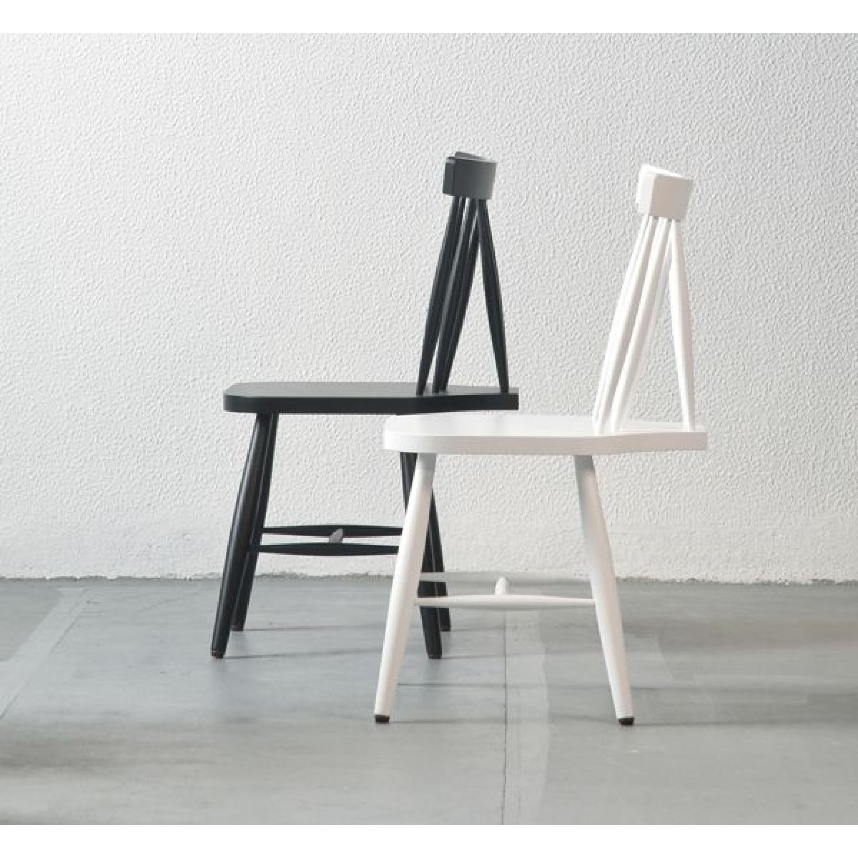 Stuhl R&B | Schwarz