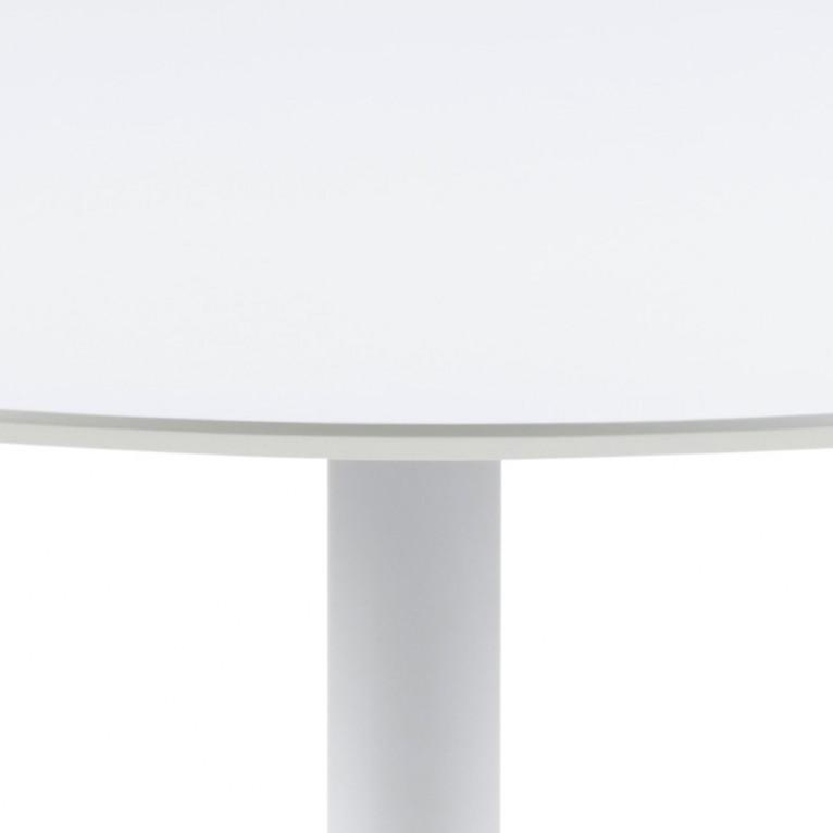 Round Dining Table Ibiza | White
