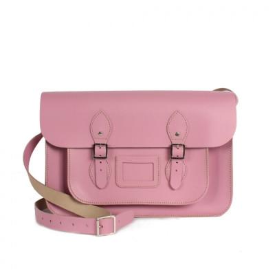 Schulranzen mittel Vintage Pink