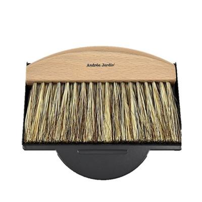 Set of Table Brush & Dustpan | Mr & Mrs Clynk | Black