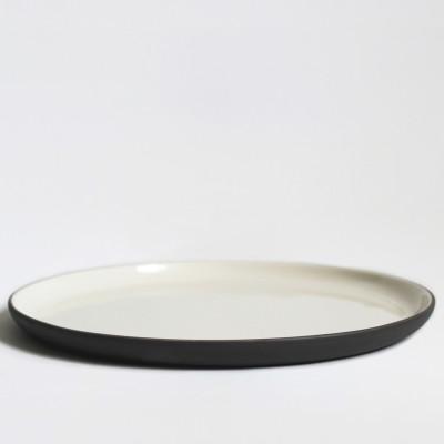 Teller Ø 26 cm | Dunkelgrau