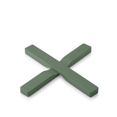 2er Set Magnetischer Untersetzer   Kaktus Grün
