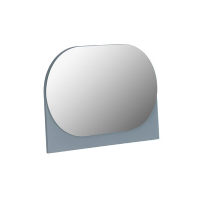 Spiegel Mica | Grau 23 x 16 cm