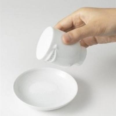 Behälter für Salz | Weiß