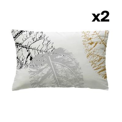 Set of 2 Pillow Covers 50 x 75 | Kari