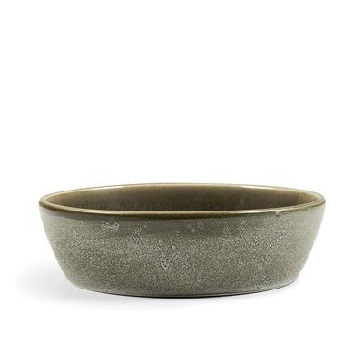 6er-Set Schalen   Grau/Grau 18cm
