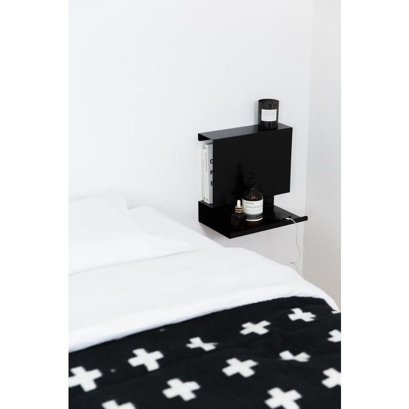 Shelf Ledge:able | Black