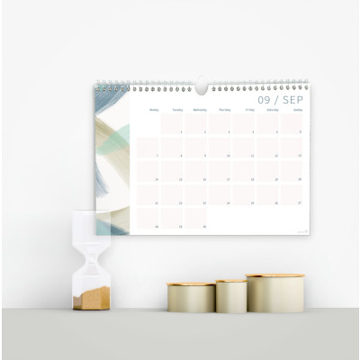 Kalender 2020 A4   Farblackierung