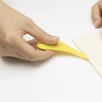 Paper Knife Birdie | Yellow