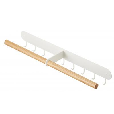 Wandmontiertes Accessoire-Regal Tosca   Weiß
