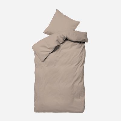 Einzelner Bettbezug mit Kopfkissenbezug 50 x 70 Dagny   Stroh & Braun