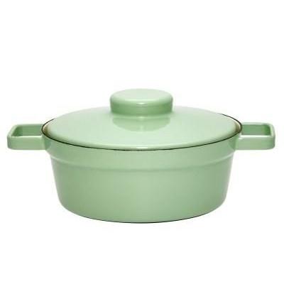 Aromapot Slow Green Casserole Dish with Lid | Medium