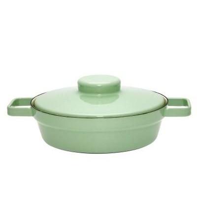 Aromapot Slow Green, Pan with Lid | Medium