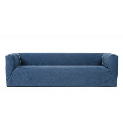 Sofa Chieto 180/210/240 cm | Dunkelblau