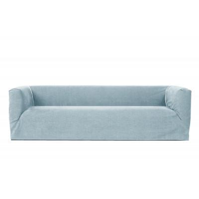 Sofa Chieto 180/210/240 cm | Eisblau