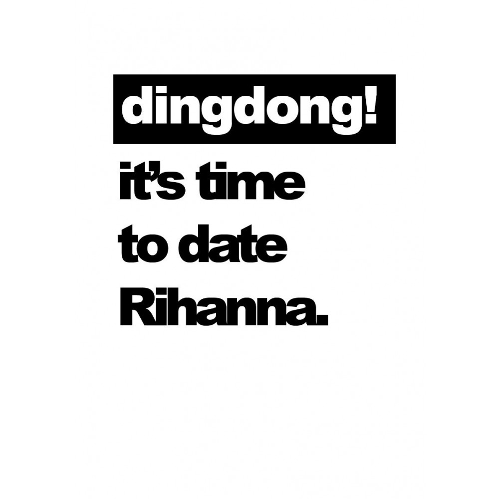 Pullover   Männer   Es ist Zeit für ein Date mit Rihanna