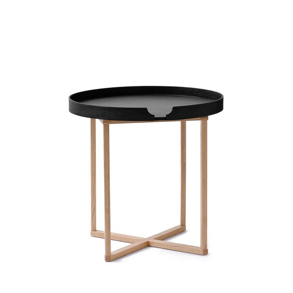Side Table Damien Round | Black
