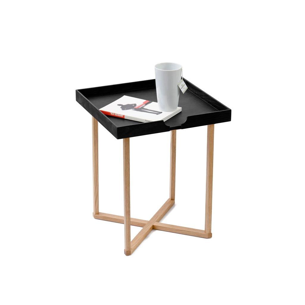 Side Table Damien Square | Black