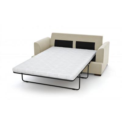 3-Sitzer-Schlafsofa Irina | Beige