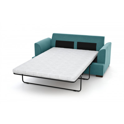 3-Sitzer-Schlafsofa Irina | Türkenblau