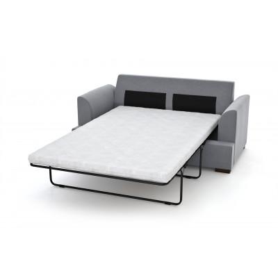 3-Sitzer-Schlafsofa Irina | Grau