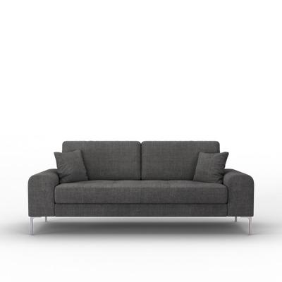 3-Sitzer-Sofa Rime | Anthrazit