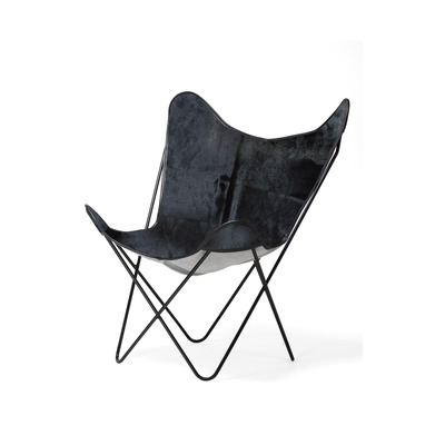 Chair Butterfly Normand Cow | Black