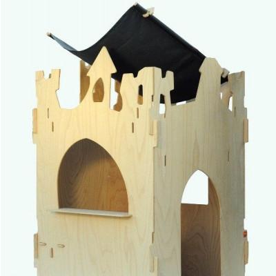 Kattuska Castle Roof