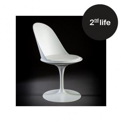 2tes Leben   Drehstuhl Granada   Weiß