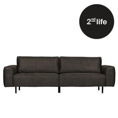 2tes Leben | 3-Sitzer-Sofa Rebound | Anthrazit