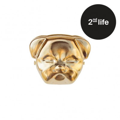 2tes Leben | Notizblock-Halter | Bulldogge