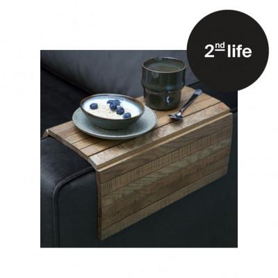 2tes Leben | Flexibles Holztablett XL | Eiche Antik