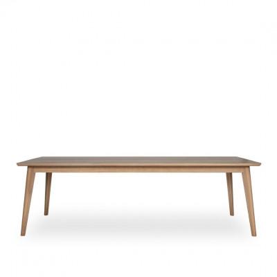 Tisch Dan | Natürlicher Lack