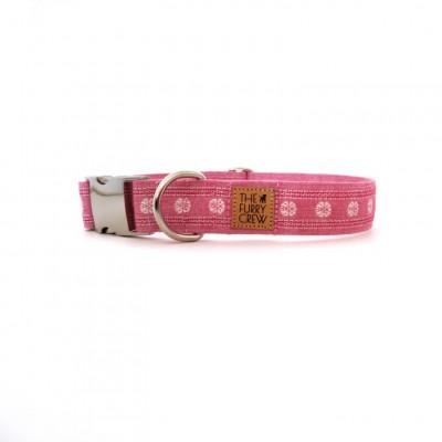 Verstellbares Hundehalsband   Löwenzahn