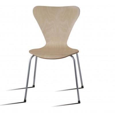 Stuhl Danesa | Holz