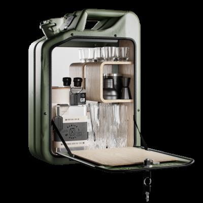 Minibar | Armeegrün
