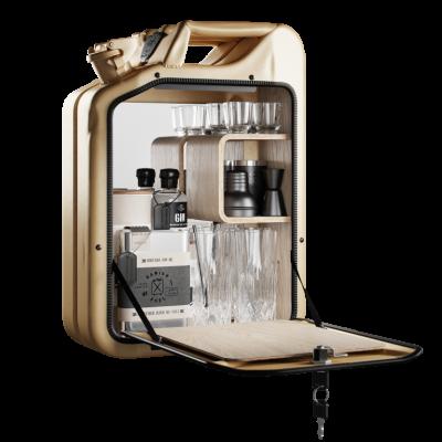 Minibar | Gold