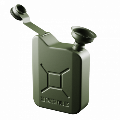 1* Flachmann | Army Green