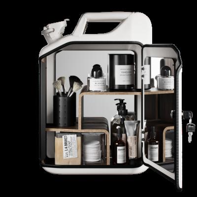 Badezimmerschrank | Weiß
