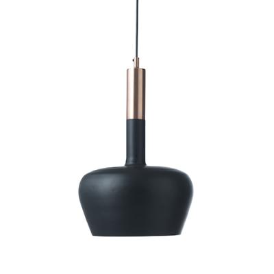 Munich Pendant Lamp | Black & Copper