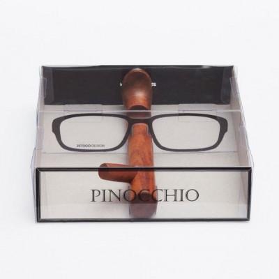 Pinocchio Eyeglass Holder | Dark