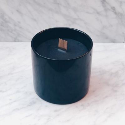 Dark Classic Indoor Candle   Black