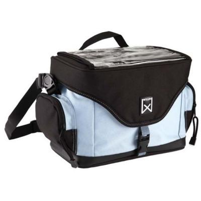 Bag for Steering Wheel   Black & Blue