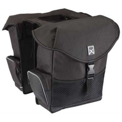 Double Bag for Bike   Black