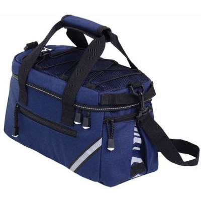 Bag for Luggage Carrier   Blue