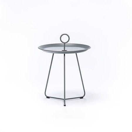 Eyelet Tray Table Small | Dark Grey