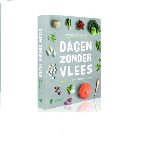 """Book """"Dagen Zonder Vlees"""""""